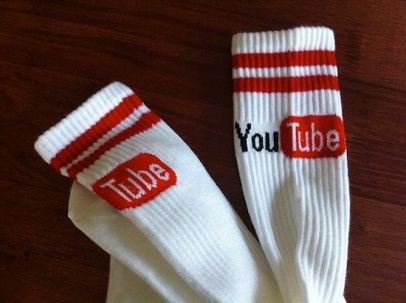 #YouTubeSocks